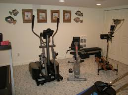 How To Have A Home Gym Haven   HeartWork Organizing, Tips For ... Basement Gym Ideas Home Interior Decor Design Unfinished Gyms Mediterrean Medium Best 25 Room Ideas On Pinterest Gym 10 That Will Inspire You To Sweat Window And Big Amazing Modern Center For Basement Gallery Collection In Flooring With Classic How Have A Haven Heartwork Organizing Tips Clever Uk S Also Affordable