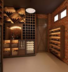 100 Wine Room Lighting The Wine Room LEAN ARCHITECT