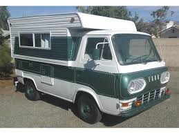 100 Truck With Camper For Sale 1964 D ECONOLINE TRUCK CAMPER For ClassicCarscom CC944199