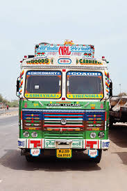 100 Rj Trucking Horn Please The Decorated Trucks Of India By Dan Eckstein