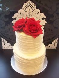 Butter Cream Wedding Cake Auckland 400 Caters For 70 Coffee Serves Rustic
