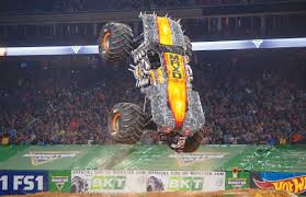 100 Monster Trucks Atlanta Jam Invades S MercedesBenz Stadium Northside