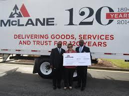 100 Mclane Trucking Trishchelle McElroyRockett Inventory Processor McLane Company