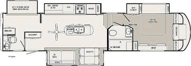 Class A Motorhome Floor Plans Used Diesel With Bunk Beds Fresh C
