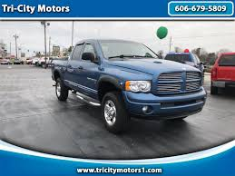 Used 2004 Dodge Ram 2500 For Sale In Somerset, KY 42501 Tri-City Motors