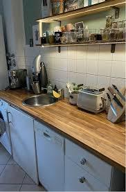 ikea küche arbeitsplatte spüle