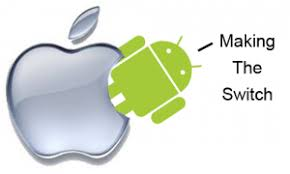Guide Switching from iPhone to Android