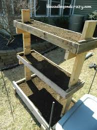Raised Bed Using Wood Free Youtube Diy Ing Pallet Garden Box Plans How To