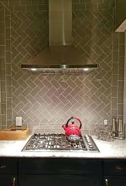 herringbone backsplash subway tile kitchen subway tile herringbone