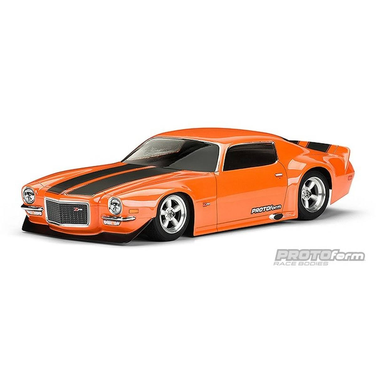 Protoform 1971 Chevrolet Camaro Z28 Clear Body