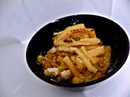 cuisiner courge butternut frites de courge butternut au four