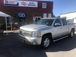 100 2010 Chevy Trucks For Sale Used Chevrolet Silverado 1500 Ltz Crew Cab 4x4 Z71 For In