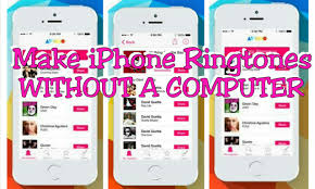 How to make iPhone Ringtones WITHOUT A PUTER