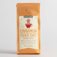 Christmas Tree Lane Alameda Hours by World Market Ltd Edition Cinnamon French Toast Coffee World Market