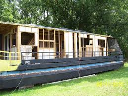 100 Houseboat Project Pocket Change Refurb The Fiveyear Rehab Of A MasterFab