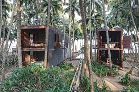 100 Tree House Studio Wood Palmyra Aga Khan Development Network