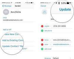 How to remove recent contacts in the Mail app for iPhone