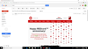 Target: Get 10% Off For The REDcard Anniversary Celebration ... 20 Off Target Coupon When You Spend 50 On Black Friday Coupons Weekly Matchup All Things Gymboree Code February 2018 Laloopsy Doll Black Showpo Discount Codes October 2019 Findercom Promo And Discounts Up To 40 Instantly 36 Couponing Challenges For The New Year The Krazy Coupon Lady Best Cyber Monday Sales From Stores Actually Worth Printablefreechilis Coupons M5 Anthesia Deals Baby Stuff Biggest Discounts Sephora Sale Home Depot August Codes Blog How Boost Your Ecommerce Stores Seo By Offering Promo