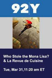 cuisine revue who stole the mona la revue de cuisine on livestream