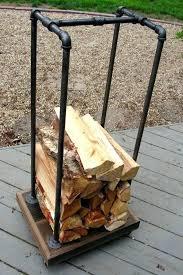 Building Firewood Storage Outdoor Firewood Storage Firewood