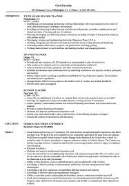 Spanish Teacher Resume Samples | Velvet Jobs - Spanish Resume ... Teacher Resume Samples And Writing Guide 10 Examples Resumeyard Resume For Teachers With No Experience Examples Tacusotechco Art Beautiful Template For Teaching Free Objective Duynvadernl Science Velvet Jobs Uptodate Tips Sample To Inspire Help How Proofread A Paper Best Of Objectives Atclgrain Format Example School My Guitar Lovely Music Example