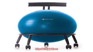 Yoga Ball Office Chair Amazon by Furniture Interesting Gaiam Balance Ball Chair For Home Workout