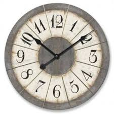 Ashton Sutton Large Wall Clock
