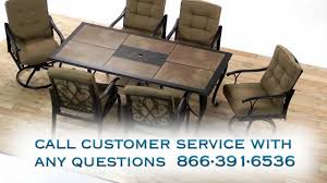 Sears Lazy Boy Patio Furniture by La Z Boy Outdoor Furniture Assembly Tips And Hints Mp4 Youtube