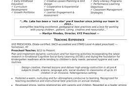 Cover Letter Preschool Teacher Resume Samples Velvet Jobs Best Of Sraddme Teaching