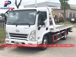 100 Hyundai Trucks Myanmar MIGHTY Wrecker Tow For Sale