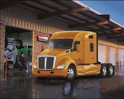 Kenworth Introduces New Premium Dealer Certification Program