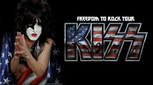 Paul Stanley Wallpaper Called KISS Freedom To Rock Tour 2016