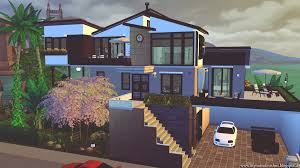 100 Japanese Modern House The Sims 4 Request Hacks Pinterest Card