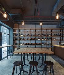 100 Wine Room Lighting Kolby Bar By CMC Architects Bar Interiors