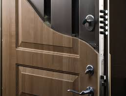 High security bespoke doors for mercial use