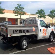 Home Depot Pickup Truck Rental