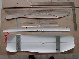 Pintail Longboard Deck Template by Shaping A Foam Mold Ministry Of Wood Skateboard Builder Directory