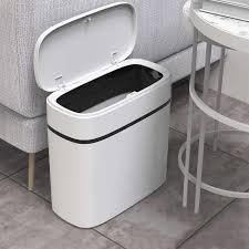 12l mülleimer haushalt für badezimmer küchenabfallbehälter