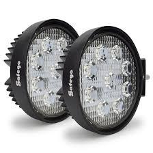 100 Work Lights For Trucks Amazoncom Safego 12V 24V 27W LED Lamp For Truck