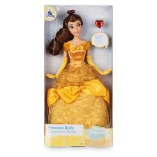 Disney Princess Belle Classic Doll With Ring New With Box Walmartcom