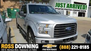 Used Ford Trucks For Sale In Hammond, Louisiana   Used Ford Truck ... 2018 Ford F150 50l V8 4x4 Supercrew Review Car And Driver Used Trucks For Sale 2009 F250 Xl 4wd Cheap C500662a Truck Models In Lakeland Fl Cars Seymour In 50 Best Pickup Toprated Edmunds The Classic Buyers Guide Drive F350 For Sale Near Me Knockout A Black N Blue 2002 73l New 2019 Ranger Midsize Back The Usa Fall Or Pickups Pick You Fordcom Recalls 3500 Suvs And Citing Problems Putting Them Does It Matter That New 2017 Super Duty Is Alinum Like