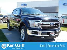 100 The New Ford Truck 2018 F150 King Ranch Crew Cab Pickup 1F81312 Ken Garff