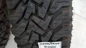 SOLD - 5 New Goodyear Wrangler Authority Tires - 31X10.50R15 LT ...
