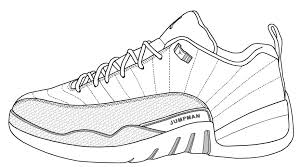 Perfect Jordan Coloring Pages 40 For Adults With