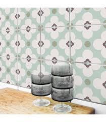 stickers carrelage salle de bain stickers pour carrelage de cuisine ou salle de bain allegra