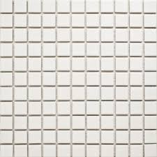 Top 28 Small White Mosaic Tiles Light Blue And Grey Tile