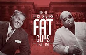 Most People Think Fat Guys And Fashion Have Nothing More In Common Than The Letters F A For Too Long Best Dressed Lists Been Cluttered With