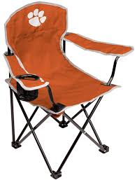 NCAA Clemson Tigers Youth Folding Chair, Orange, Folding ... Black Clemson Tigers Portable Folding Travel Table Ventura Seat Recliner Chair Buy Ncaa Realtree Camo Big Boy Game Time Teamcolored Canvas Officials Defend Policy After Praying Man Is Asked Oniva The Incredibles Sports Kids Bpack Beach Rawlings Changer Tailgate Tailgating Camping Pong Jarden Licensing Tlg8 Nfl Tennessee Titans Ebay