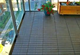 Balcony Floor Ideas Flooring Beautiful Regent Park Condo Small