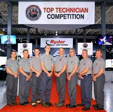 100 Ryder Truck Rental Orlando Mack Customer Center Hosts Top Tech Competition Construction